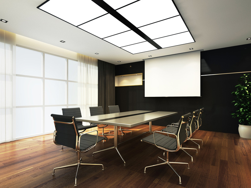 Business Solutions including Boardroom Video and Communication Service - conferenceroom