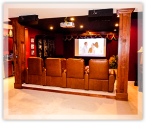 Home Theater Installation Livonia MI - Whole House Audio & Video | Custom Design Security - homeimg